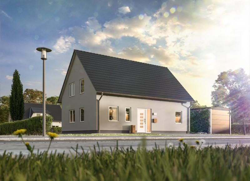 Hausvarianten   Landhaus 155   Style