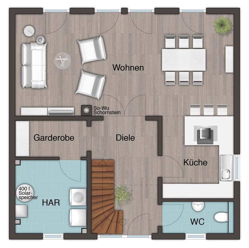 music studio design massivhaus bauen lassen. Black Bedroom Furniture Sets. Home Design Ideas