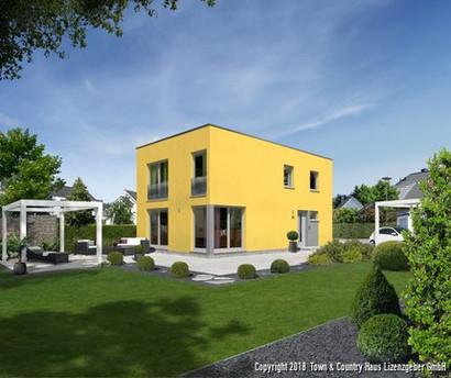 Kubushaus - moderner Wohnstil