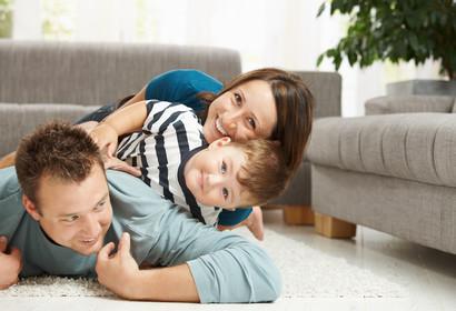 Einfamilienhaus Hausbau ohne Sorgen