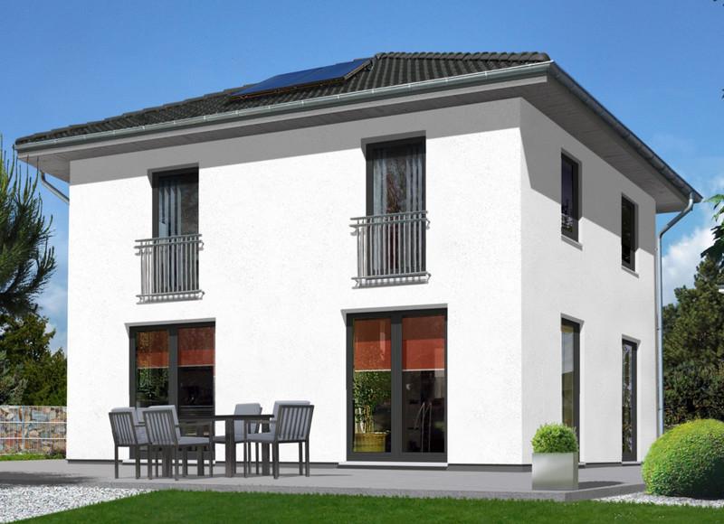 die stadtvilla 126 elegance ihr town country massivhaus. Black Bedroom Furniture Sets. Home Design Ideas