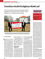 GEWINN Franchise-Test